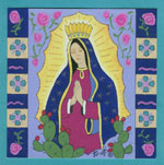 Our Lady of Guadlupe